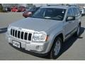 Bright Silver Metallic 2006 Jeep Grand Cherokee Laredo 4x4