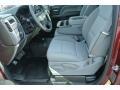 Jet Black/Dark Ash Interior Photo for 2014 Chevrolet Silverado 1500 #89939754