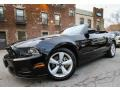 Black 2013 Ford Mustang Gallery