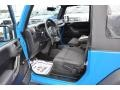2012 Cosmos Blue Jeep Wrangler Sport 4x4  photo #12