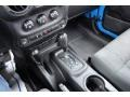 2012 Cosmos Blue Jeep Wrangler Sport 4x4  photo #21