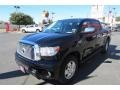 2013 Black Toyota Tundra Limited CrewMax  photo #3