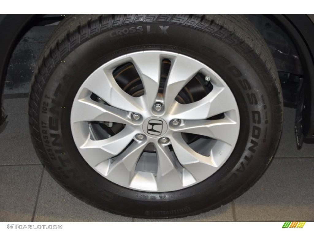 2012 CR-V EX - Urban Titanium Metallic / Gray photo #4