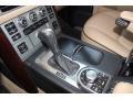 2007 Java Black Pearl Land Rover Range Rover HSE  photo #18