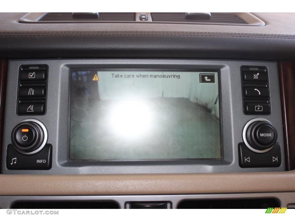 2007 Range Rover HSE - Java Black Pearl / Sand Beige photo #24