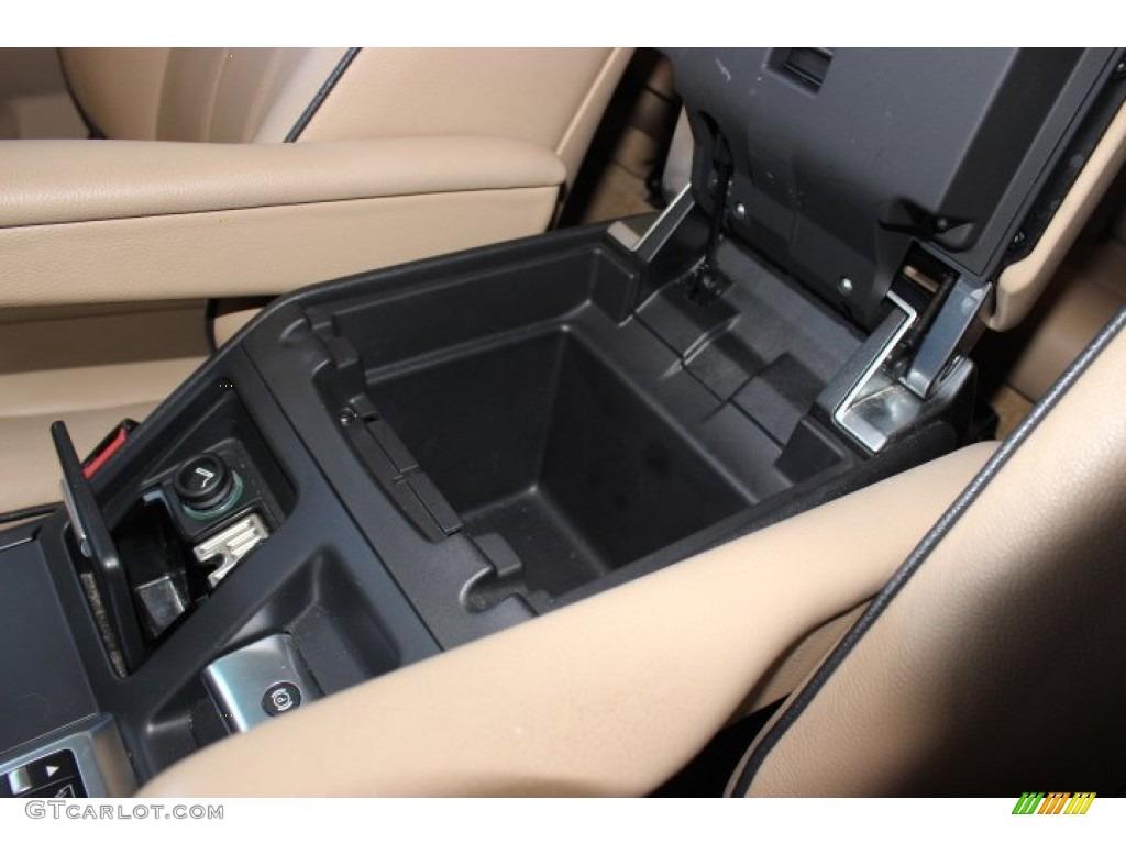 2007 Range Rover HSE - Java Black Pearl / Sand Beige photo #27