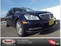 Lunar Blue Metallic 2014 Mercedes-Benz C 250 Luxury