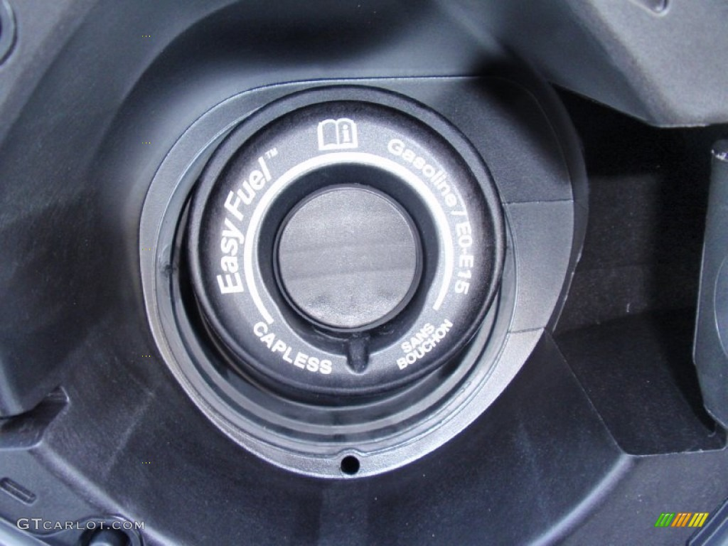 2014 Escape SE 1.6L EcoBoost - White Platinum / Charcoal Black photo #16