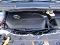 2014 White Platinum Ford Escape SE 1.6L EcoBoost  photo #17
