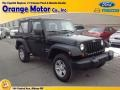 2010 Natural Green Pearl Jeep Wrangler Sport 4x4 #89947009