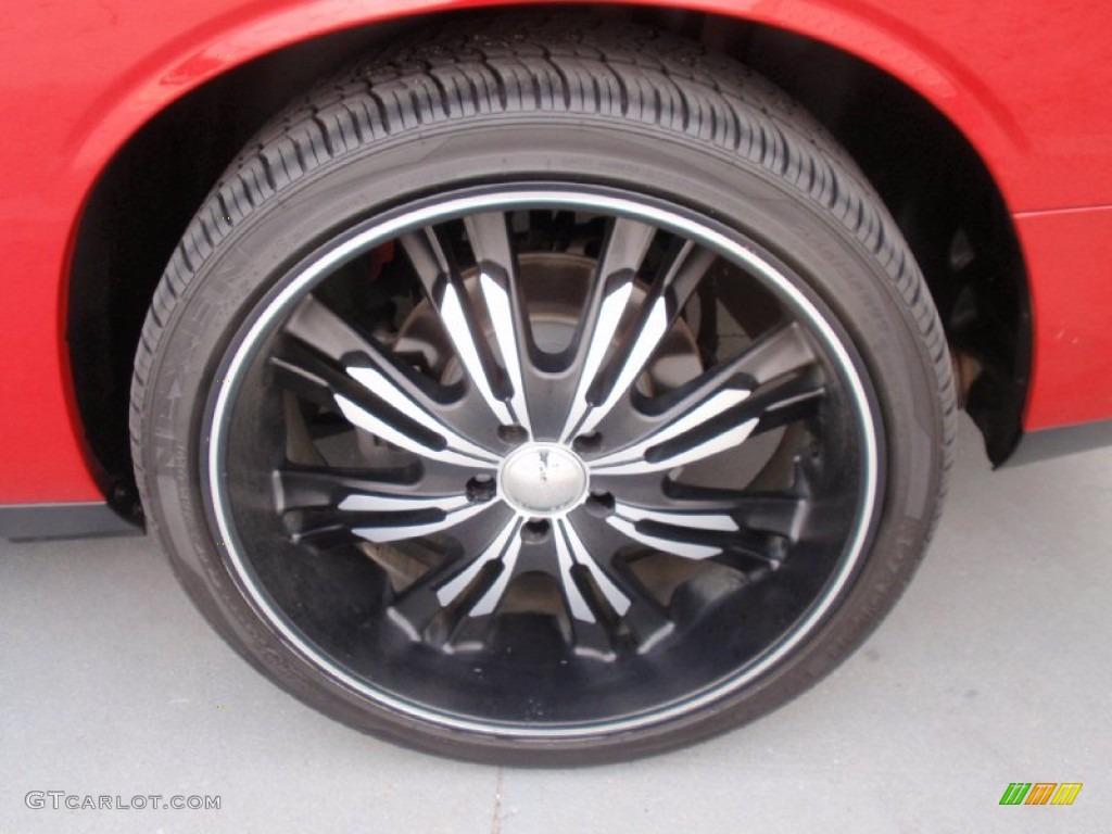 2013 Challenger R/T - Redline 3-Coat Pearl / Dark Slate Gray photo #11