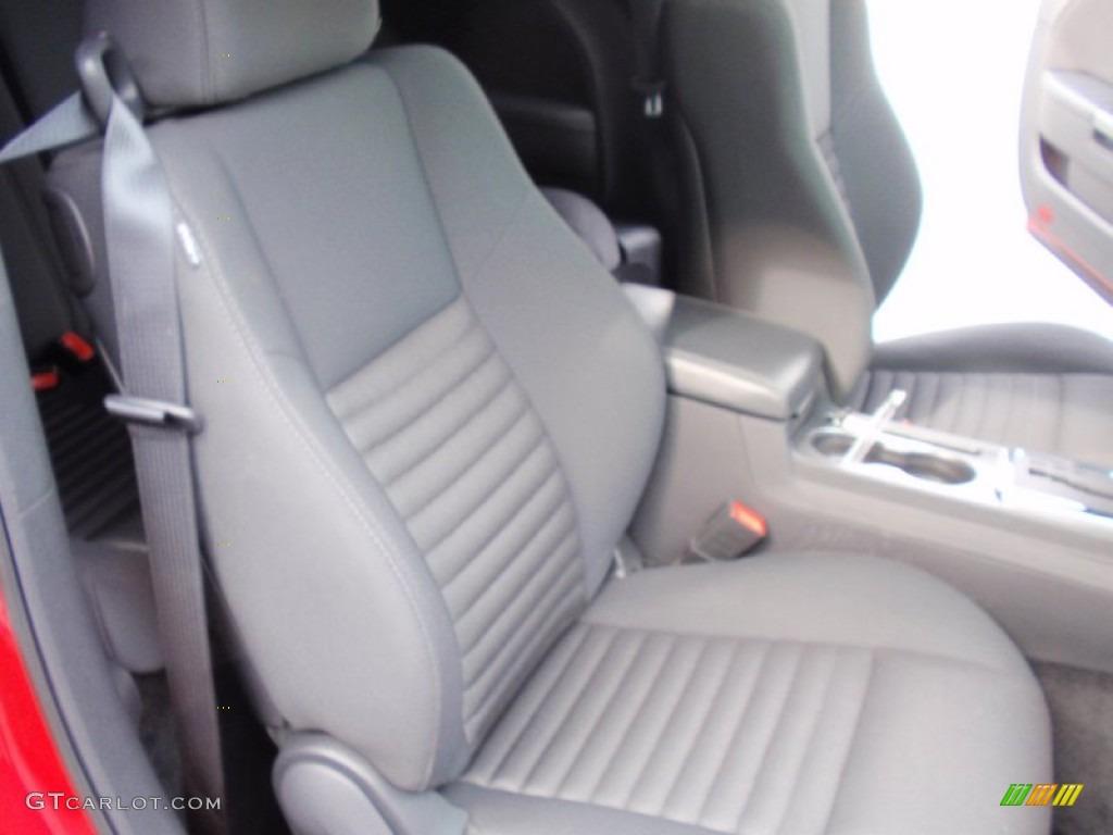 2013 Challenger R/T - Redline 3-Coat Pearl / Dark Slate Gray photo #23
