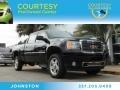 Onyx Black 2012 GMC Sierra 2500HD Denali Crew Cab 4x4