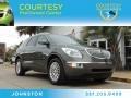2011 Silver Green Metallic Buick Enclave CXL #89980706