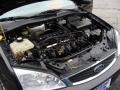 2005 Pitch Black Ford Focus ZX4 SE Sedan  photo #26