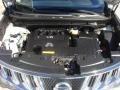 2010 Brilliant Silver Metallic Nissan Murano SL AWD  photo #27