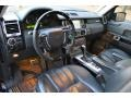 2007 Java Black Pearl Land Rover Range Rover Supercharged  photo #17