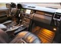 2007 Java Black Pearl Land Rover Range Rover Supercharged  photo #30