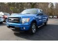 Blue Flame Metallic 2013 Ford F150 STX SuperCab
