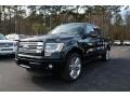 Tuxedo Black 2014 Ford F150 Limited SuperCrew