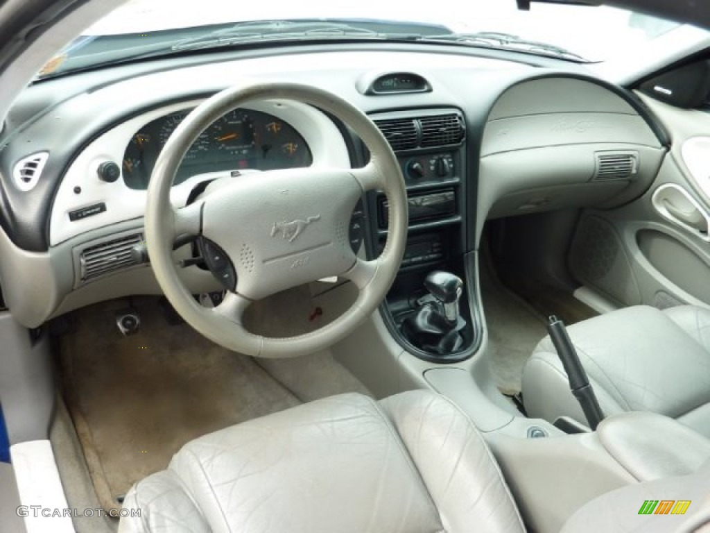 1997 Ford Mustang GT Coupe Interior Color Photos ...