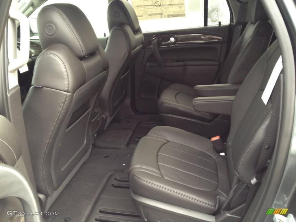 2014 Atlantis Blue Metallic Buick Enclave Leather 90016956 Photo 6 Car Color