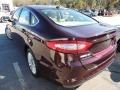 2013 Bordeaux Reserve Red Metallic Ford Fusion Hybrid SE  photo #15