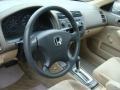 Ivory 2005 Honda Civic Interiors