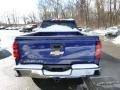 Blue Topaz Metallic - Silverado 1500 LT Double Cab 4x4 Photo No. 6