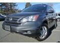 2011 Polished Metal Metallic Honda CR-V EX-L  photo #1
