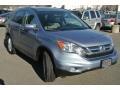 2011 Glacier Blue Metallic Honda CR-V EX-L  photo #2