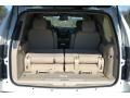 2014 Cadillac Escalade Cashmere/Cocoa Interior Trunk Photo