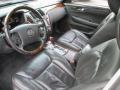 2009 Cadillac DTS Ebony Interior Prime Interior Photo