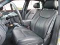 2006 Cadillac DTS Midnight Blue Interior Front Seat Photo