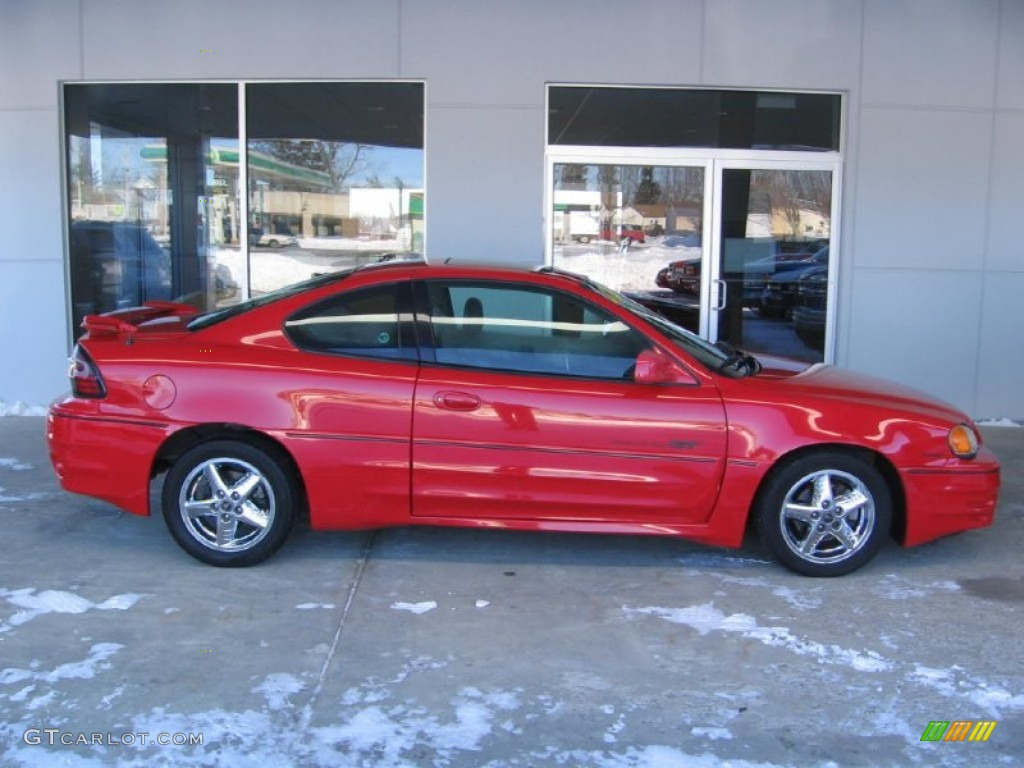 bright red 2000 pontiac grand am gt coupe exterior photo. Black Bedroom Furniture Sets. Home Design Ideas