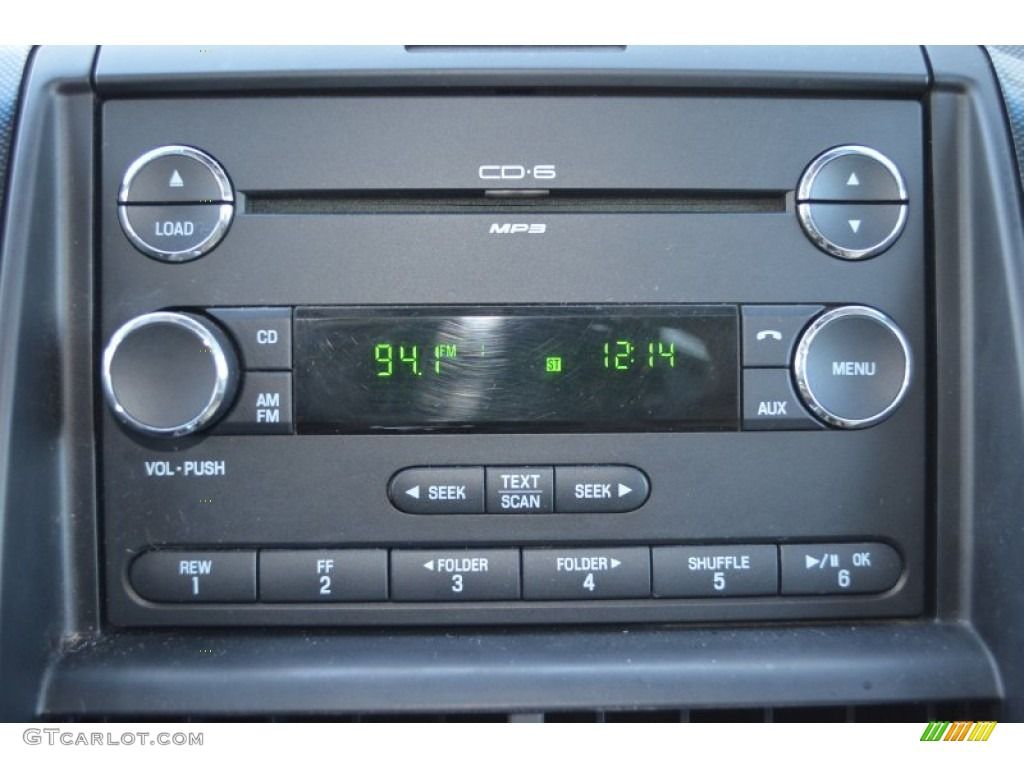 ford explorer sport trac limited audio system photo  gtcarlotcom