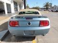 2006 Windveil Blue Metallic Ford Mustang GT Premium Convertible  photo #5