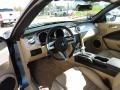 2006 Windveil Blue Metallic Ford Mustang GT Premium Convertible  photo #12