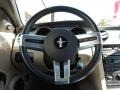 2006 Windveil Blue Metallic Ford Mustang GT Premium Convertible  photo #14
