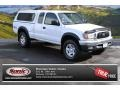 Super White 2004 Toyota Tacoma Gallery