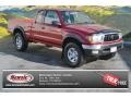 Impulse Red Pearl 2003 Toyota Tacoma Gallery