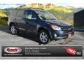 Black Forest Metallic 2011 Toyota RAV4 V6 Limited 4WD