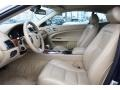 2008 Jaguar XK Caramel Interior Interior Photo