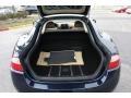 2008 Jaguar XK Caramel Interior Trunk Photo