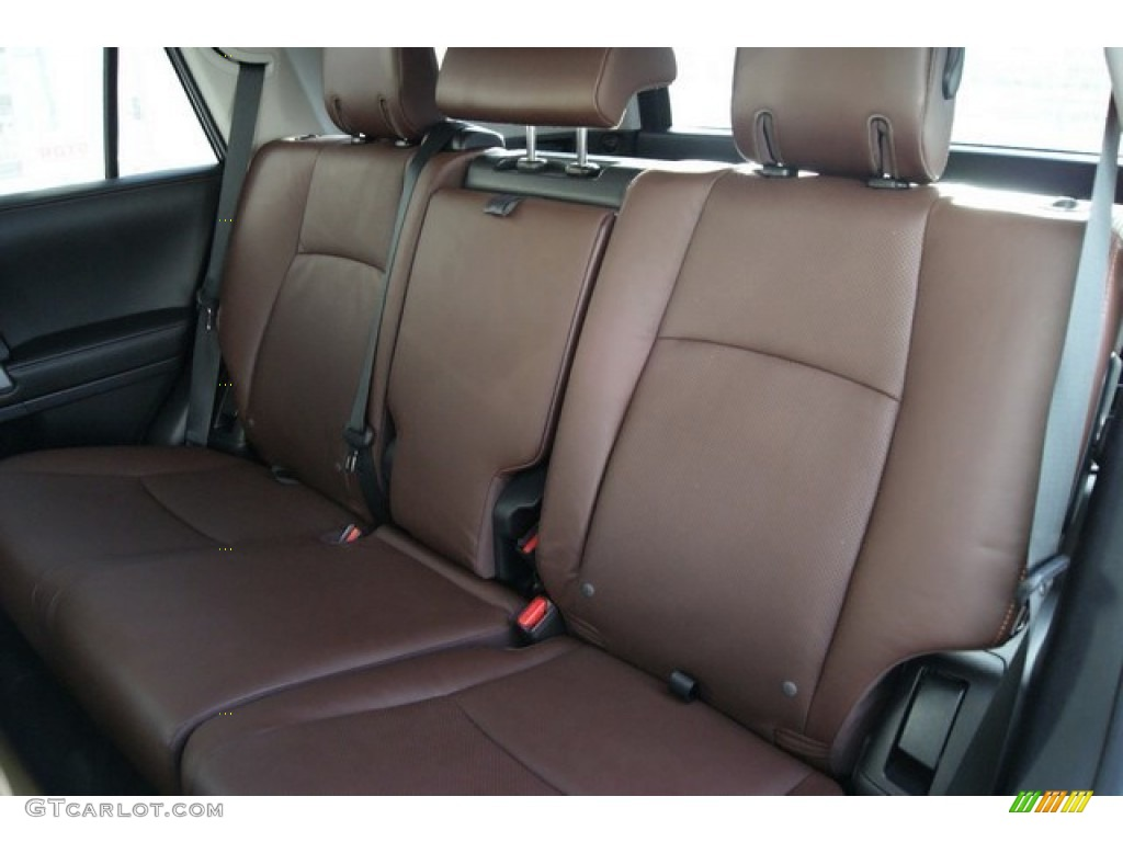 2014 Attitude Black Metallic Toyota 4runner Limited 4x4 90124645 Photo 7 Car