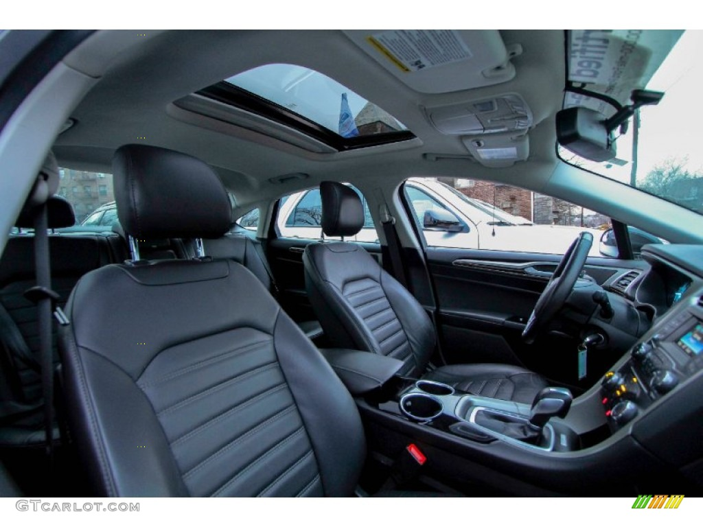 2013 Ford Fusion Se 1 6 Ecoboost Interior Color Photos