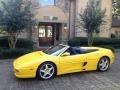 1996 Yellow Ferrari F355 Spider #90186139