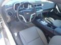 Gray Prime Interior Photo for 2014 Chevrolet Camaro #90192401