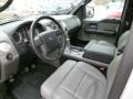Medium Flint/Dark Flint Grey 2005 Ford F150 Interiors