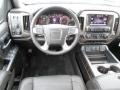 Jet Black Dashboard Photo for 2014 GMC Sierra 1500 #90202931